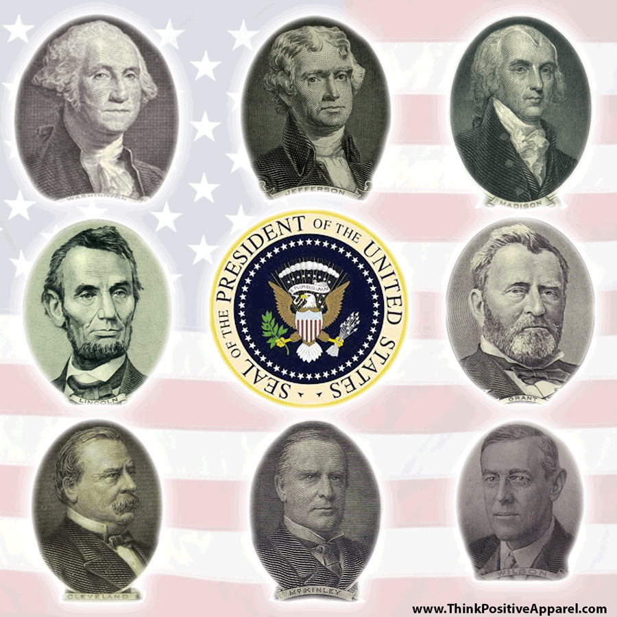 Presidents on Bills