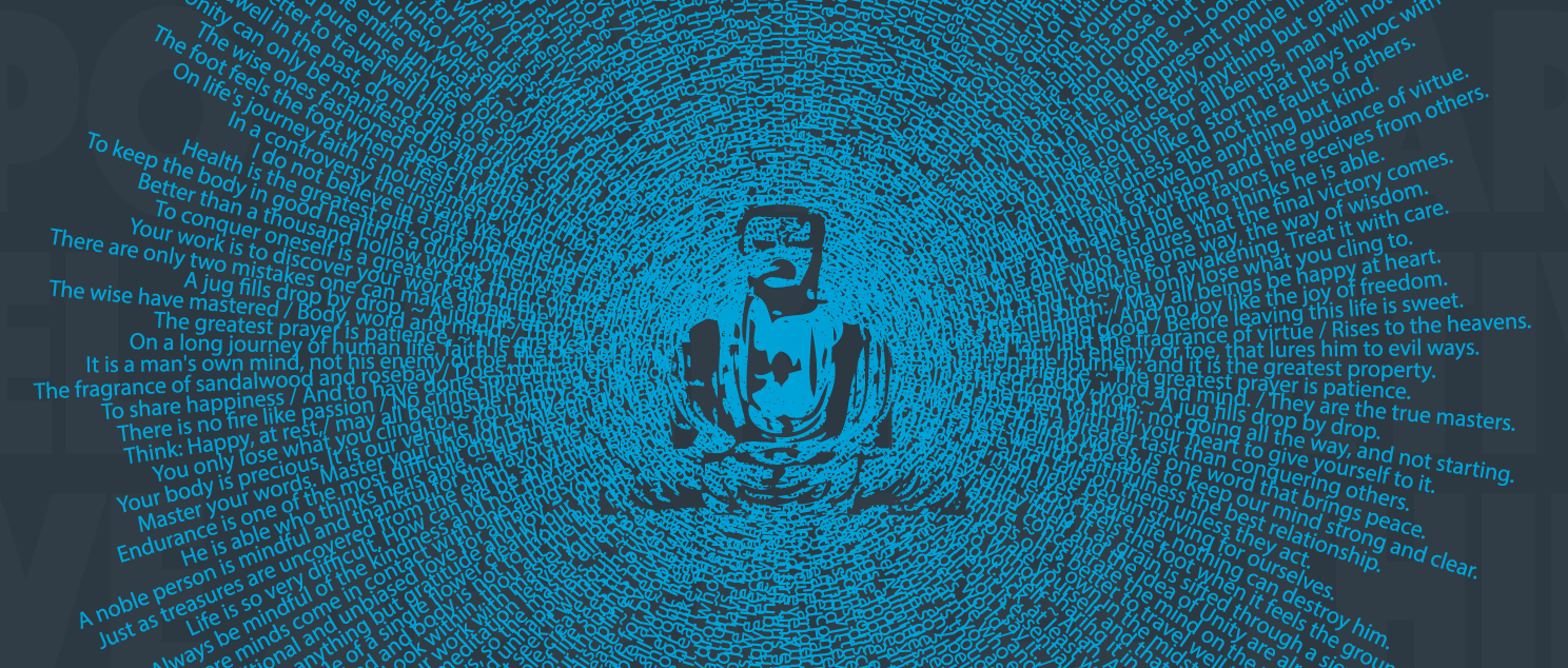 featured image for the blog The Buddha Quotes Used in our Buddha Design