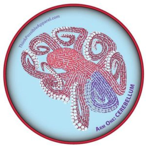 Highlighting Arm 1 of the Octopus Brain Pose Design