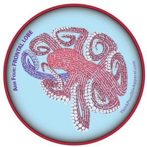 Highlighting Arm 4 of the Octopus Brain Pose Design