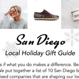 San Diego 2019 Holiday Gift Guide Featured image